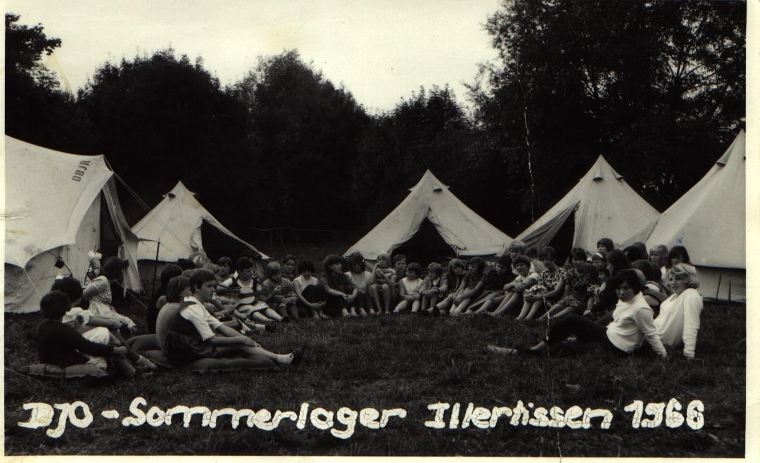 djo-Sommerlager 1966